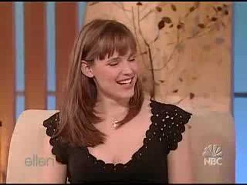 Jennifer Garner on Ellen part 2 (2004)