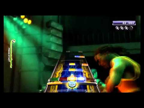 Rock Band 3 Demo Gameplay (Xbox 360)