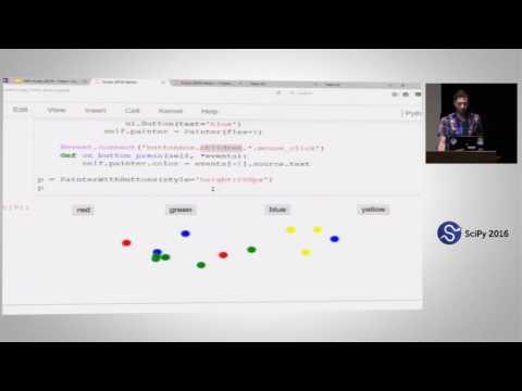 Running Python Apps in the Browser | Almar Klein | SciPy 2016