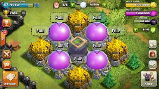 Clash of Clans- Let's Farm Ep11 3 Star Big Loot Loon Raids!