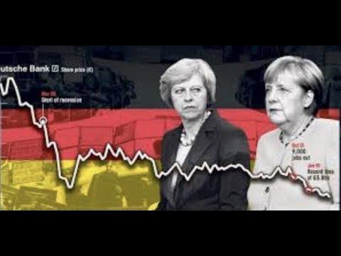 """BREAKING: """"Deutsche Bank 49 Trillion Dollars In Exposure"""