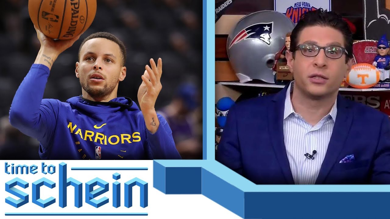 Warriors Stephen Curry will be back! | Time to Schein