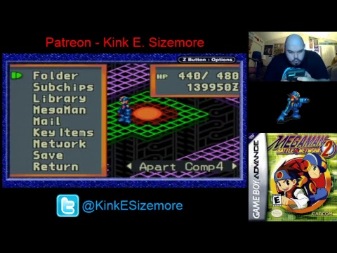 Mega Man Battle Network 2 Pt. 7 (TMF Stream #33)