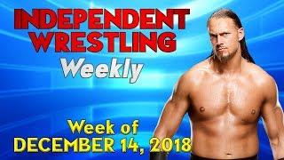 Big Cass Suffers a Seizure | Independent Wrestling Weekly (Week of December 14, 2018)