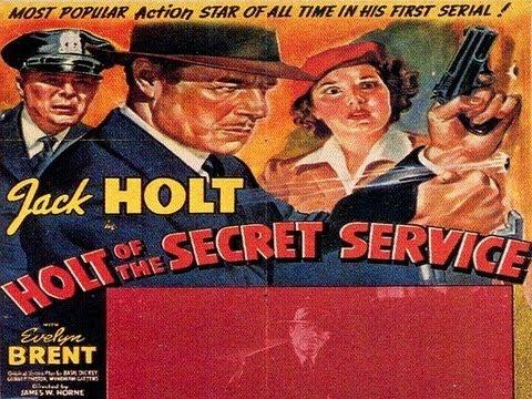 HOLT OF THE SECRET SERVICE- Chapter 2 - Ramparts of Revenge
