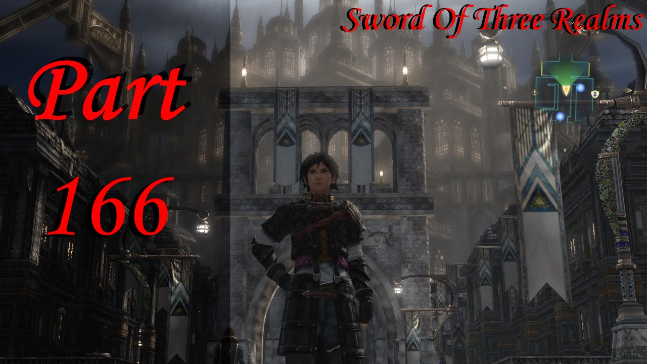 The last remnant part 166 sword of three realms 3 youtube the last remnant part 166 sword of three realms 3 malvernweather Choice Image