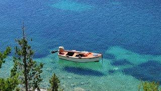 Кефалония, пляж Фоки(Кефалония, пляж Фоки (Греция). Подробнее о Кефалонии и пляжах этого острова в отчете на форуме: http://forum.awd.ru/viewt..., 2016-07-14T14:47:51.000Z)