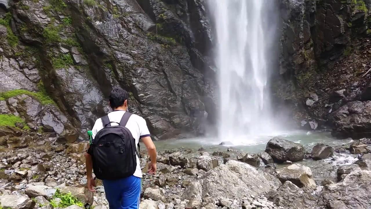 jarogo waterfall swat valley pakistan youtube