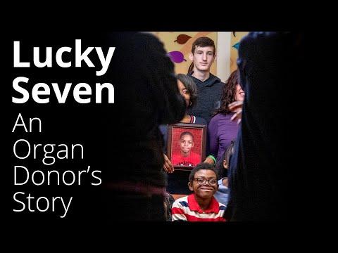 Lucky Seven | An Organ Donor's Story