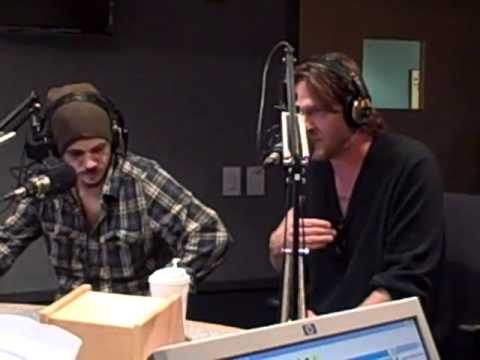 Donal Logue & Michael Raymond James Part 2 on KISS108FM's