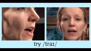Произношение английских звуков и слов. Гласные дифтонги 3