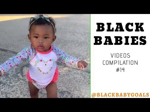 BLACK BABIES Videos Compilation #14 | Black Baby Goals