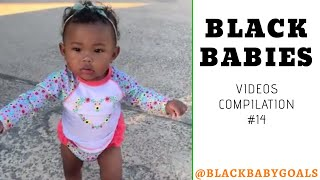 BLACK BABIES Videos Compilation #14 | Black Baby Goals