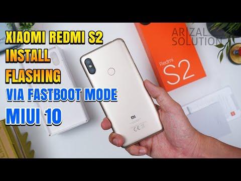 Easy Ways to Reinstall / Flashing Xiaomi Redmi S2 Ysl