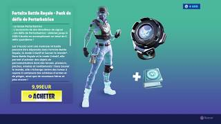 FORTNITE: The NEW Defis Pack disrupting 1000 vbucks