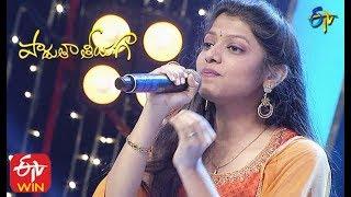 Pedave Palikina Song   Srinija Performance   Padutha Theeyaga   8th March 2020   ETV Telugu