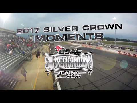 Top 5: 2017 Silver Crown Moments