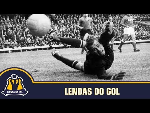 LENDAS DO GOL - LEV YASHIN