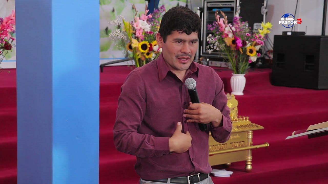 SOMOS REYES Y SACERDOTES - PASTOR YHON AGAUYO | Ministerio El Buen Pastor