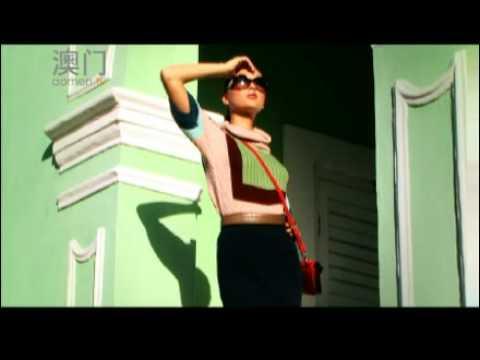 Taipa Houses - fashion shoot - Macau