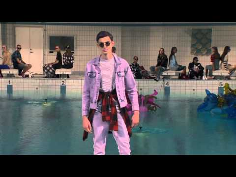 CHEAP MONDAY   SS15 Show Video