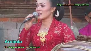 GAMBANG SULING / Javanese Gamelan Music Jawa / ARCINDA Feat Karawitan ISI Bali [HD]