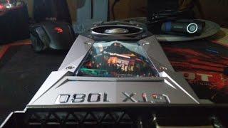 will an i7-4790 Обзорный  анбокс и тест GTX 1080!!!Witcher, DOOM, Dark Souls in 4k