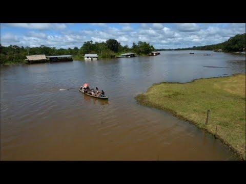 Colombia da protección a complejo de humedales en la Amazonía