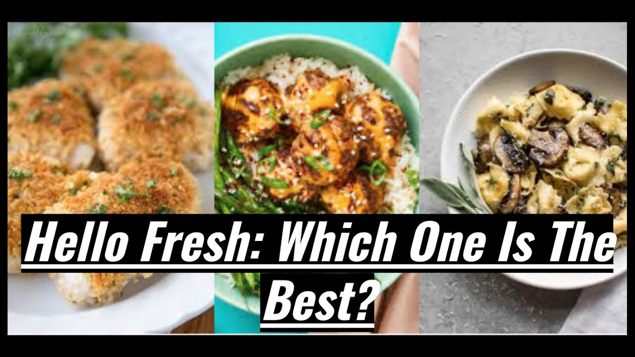 Hello Fresh Parmesan Crusted Chicken - Questions