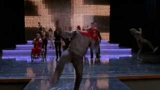 GLEE - Wanna Be Startin