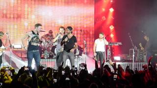 Florida Georgia Line with Thomas Rhett @ Best Buy Theater NYC 11/13/2013 Video