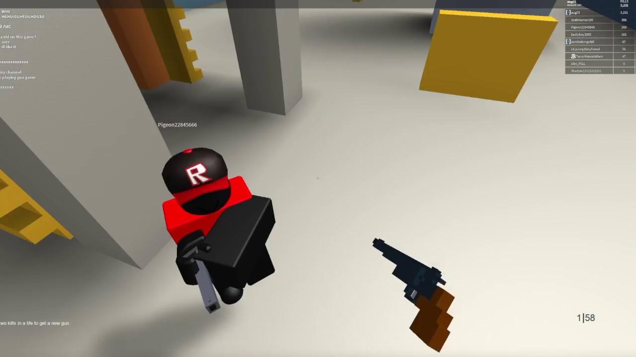 Roblox Gun Game – HD Wallpapers