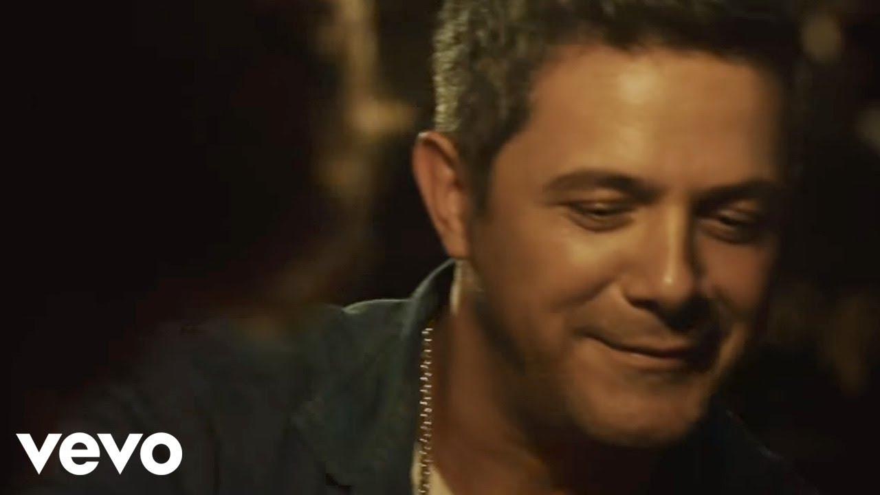 Alejandro Sanz A Que No Me Dejas Official Video Youtube