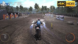 MXGP 2020 (PS5) 4K 60FPS HDR Gameplay