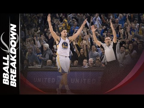 How Klay Thompson Scored A Career High 60 Points