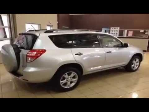2008 Toyota Rav4 For Sale >> 2010 Toyota RAV4 4WD 7 Passenger for sale at Sherwood Park Toyota Scion - YouTube