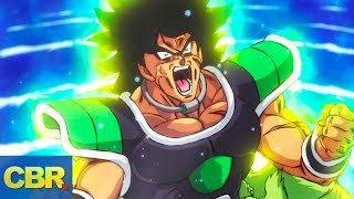 10 Things We Learned From Dragon Ball Super Broly