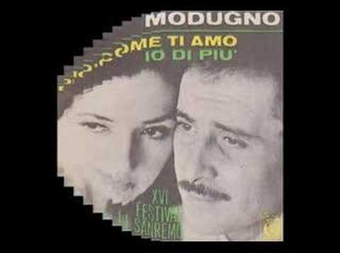 Domenico Modugno - Mas como has hecho (live)
