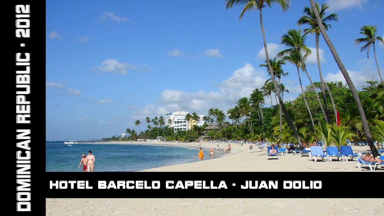 Hotel Barceló Capella Juan Dolio Dominican Republic 2017