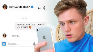Download I SENT A DM TO 100 CELEBRITIES ON INSTAGRAM *it worked* Mp3 and Videos