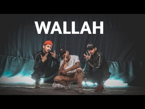WALLAH DANCE CHOREOGRAPHY | BIKASH SINGHA BY SINTU KALITA FT AARLOX ABHIJIT TANTI