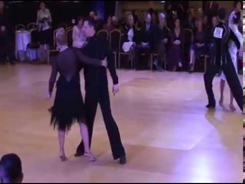 Pauline Adams Wisconsin Dancesport 2017 Latin, Day 1