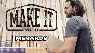 make it with menards carpenter paul miller