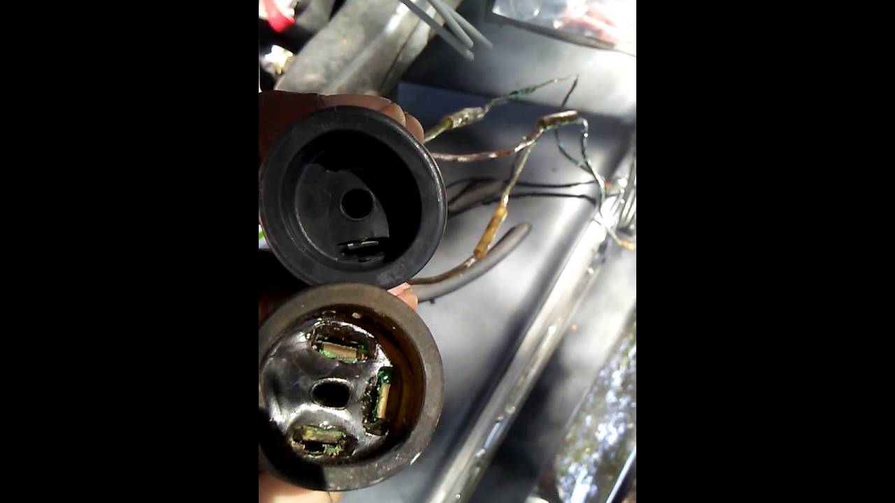 oil pressure switch wire install youtube