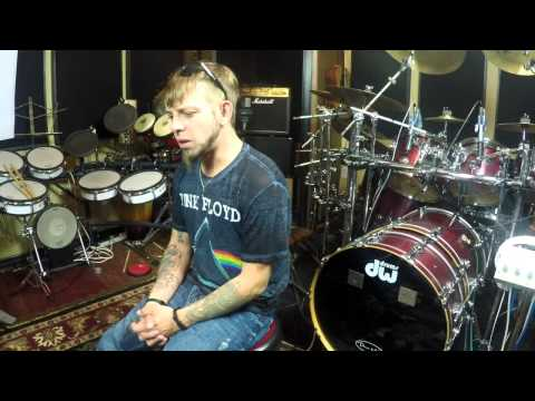 Dean Andrews Jr. explains how Drum Muffs solve many drumming issues