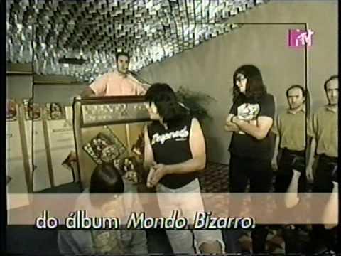 Ramones no Brasil MTV