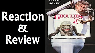 Video Reaction & Review | Ghoulies II download MP3, 3GP, MP4, WEBM, AVI, FLV September 2017