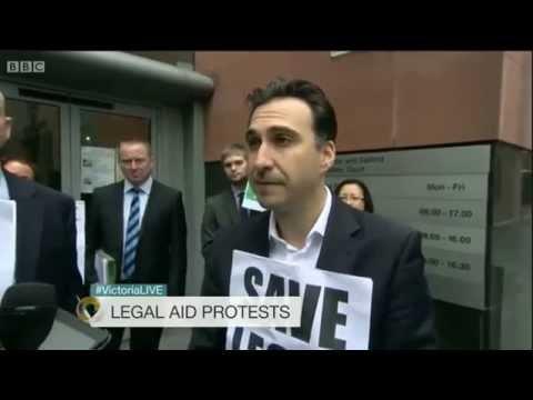 Oliver Gardner, Criminal Solicitor at Howards Solicitors Manchester Interview on BBC News