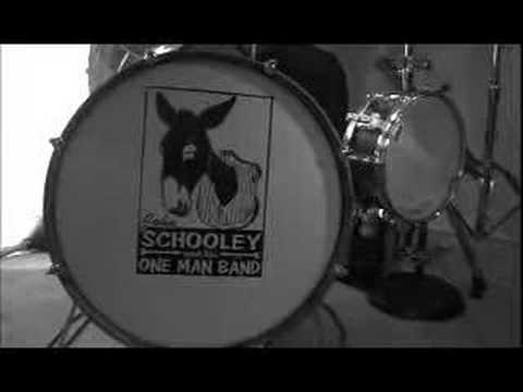 John Schooley and HIs One Man Band-
