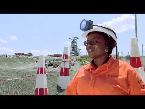 Women In Mining | Phenoah Salani From Venetia Mine